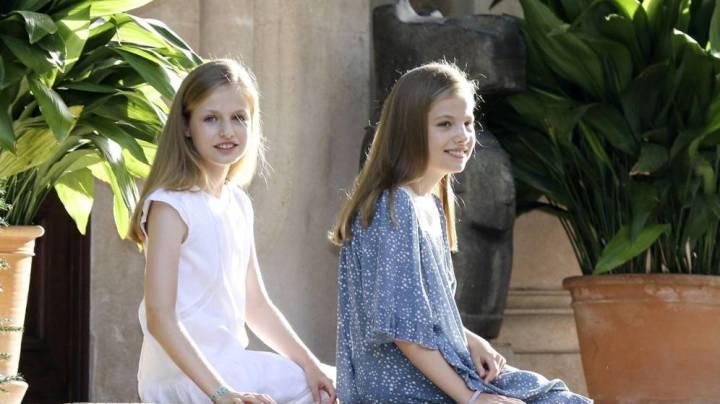 hijas de los Reyes de España