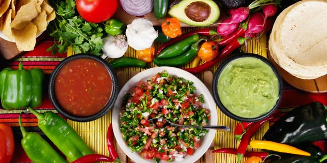 cocina hispana